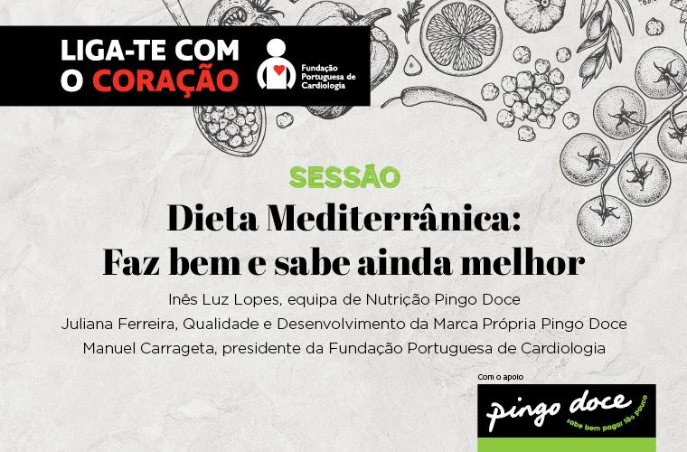 Dieta Mediterrânica: Faz bem e sabe ainda melhor